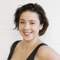 Carmen Gonzalez hair-and-make-up