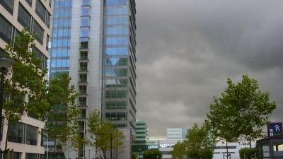 1 - modern stad