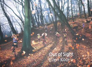 'Out Of Sight' new book Ellen Kooi