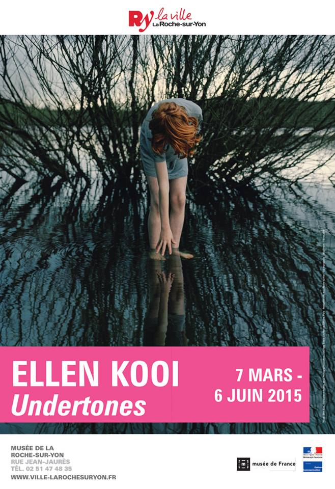 "Solo exhibition ""Undertones"" Ellen Kooi!"