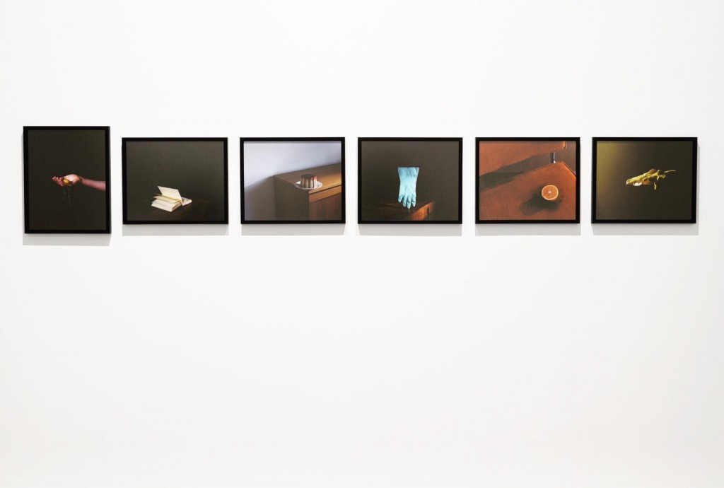 Series Living on the edge from Tara Fallaux exposed at Sharjah Art Foundation