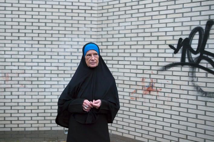 "Marjolein Busstra (Lege Fles) winner of  ""Vrij Nederland Fotoverhaal"" 2015"