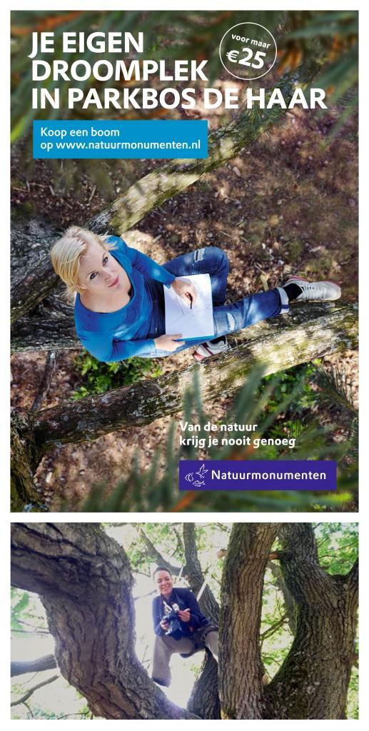 """""""Natuurmonumenten"""" campaign by Chantal Spieard."""