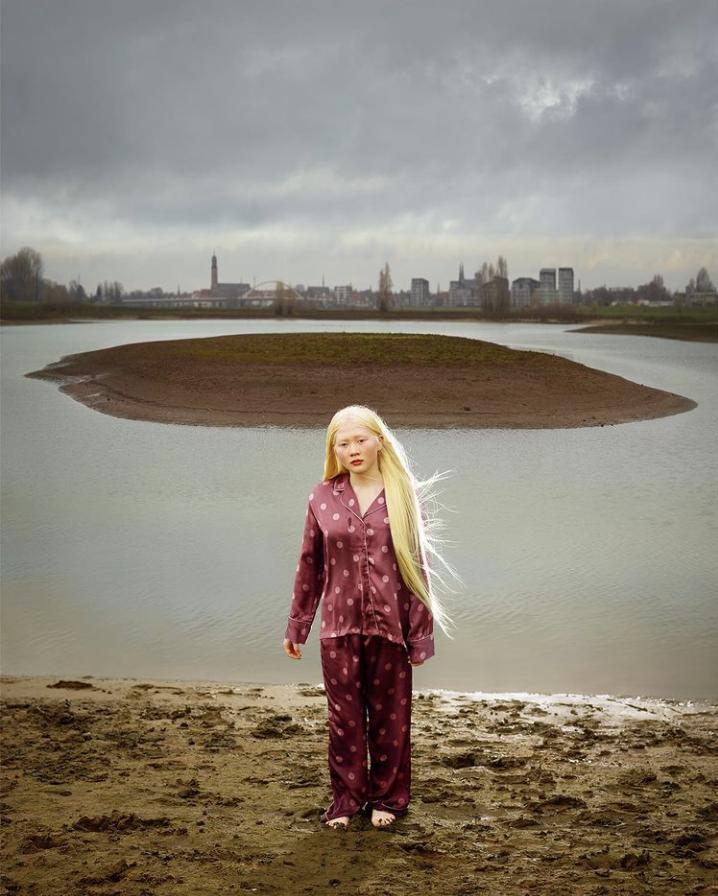 work from Ellen Kooi at FotoFestival Naarden, till the 29th of August
