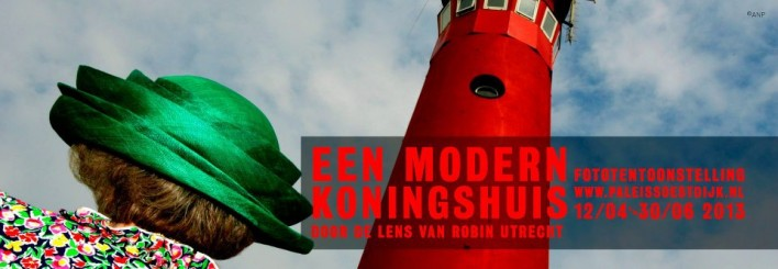 "Exposition ""Modern Koningshuis"" from photographer Robin Utrecht at Paleis Soestdijk"