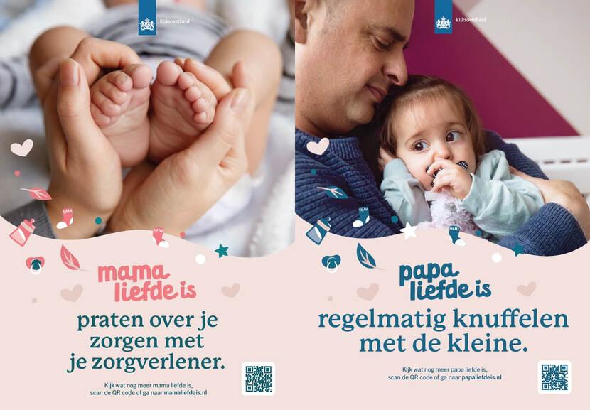 New Campaign by Chantal Spieard