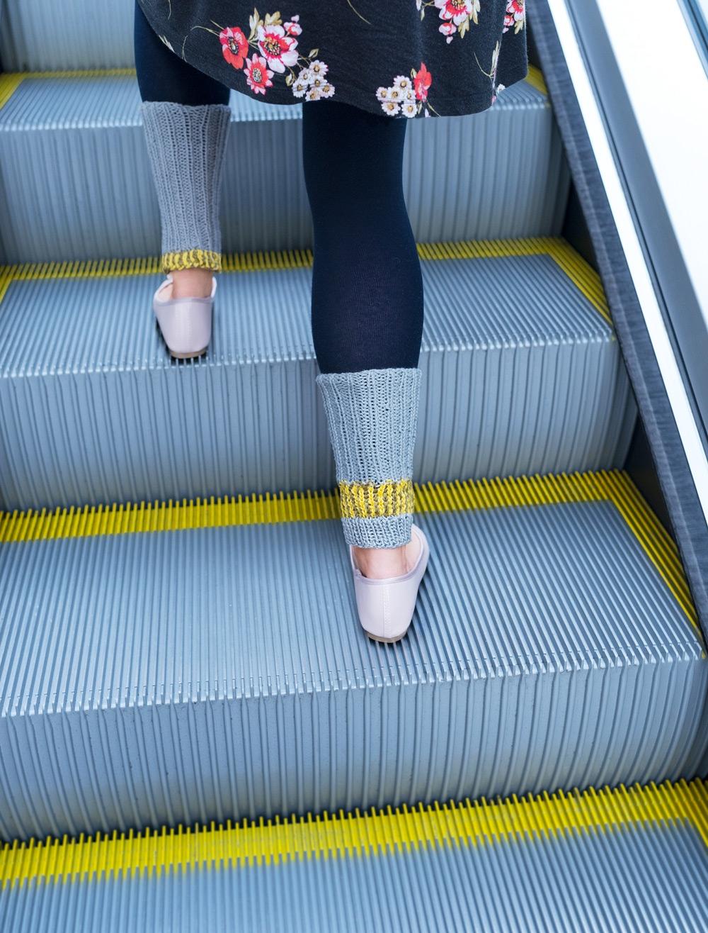 1b1-283 escalator joseph ford 43 Joseph Ford - London