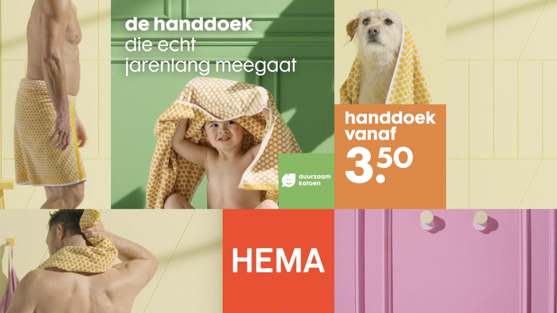 New hema campaign by Tom Joye & Inès beeftink